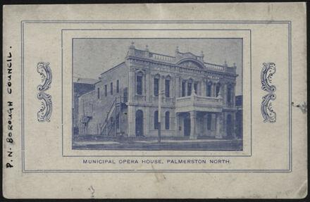 Palmerston North Facilities Card 1