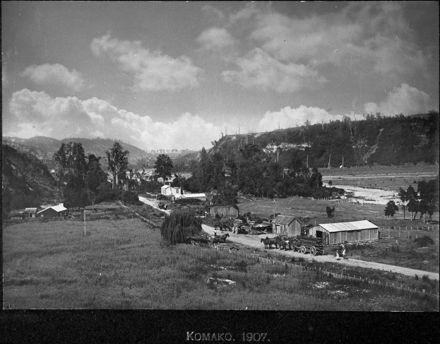 Komako, Pohangina Valley