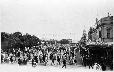 Procession in The Square