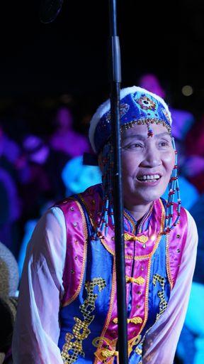 Festival of Cultures Performer Lantern Parade 2018