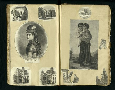 Louisa Snelson's Scrapbook - Page 76