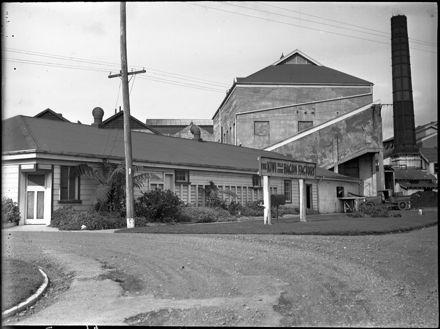 Kiwi Bacon Factory, Longburn