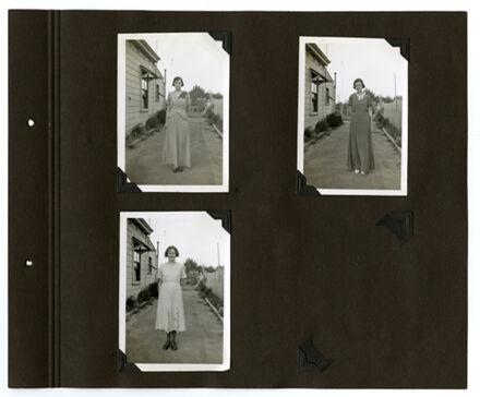 Barrow Family Photograph Album Page 29