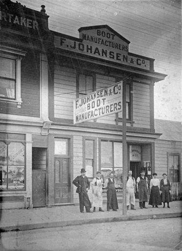 Johansen & Co., Boot Manufacturers, Main Street