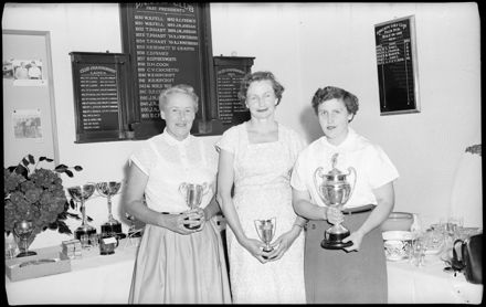 """""""Cup for the Ladies"""" Golf Club Presentation"""