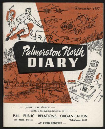 Palmerston North Diary: December 1957
