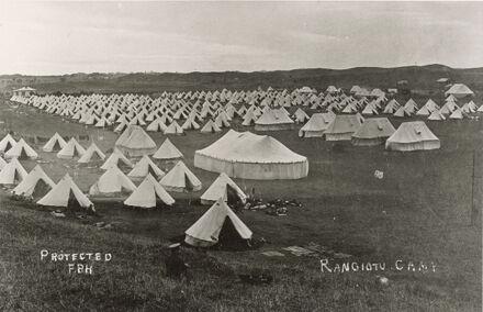 Rangiotu Army Camp
