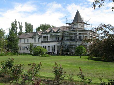 Highden Manor Estate, Awahuri