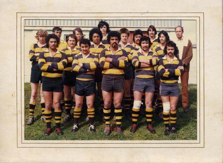 Foxton Senior Football Team 1977