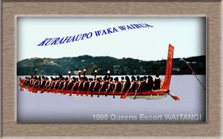 Kurahaupo Waaka