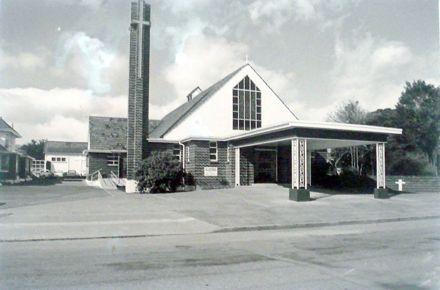 St. Josephs Catholic Church, Levin, 1981