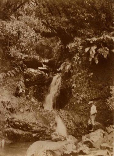 Waterfall, Mangahao River