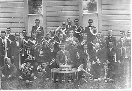 ? Foxton Band