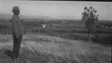 Horowhenua Landscape 1939