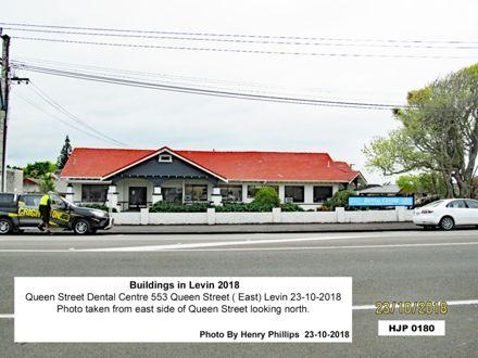 Queen Street  Dental Center  553 Queen Street Levin 2018