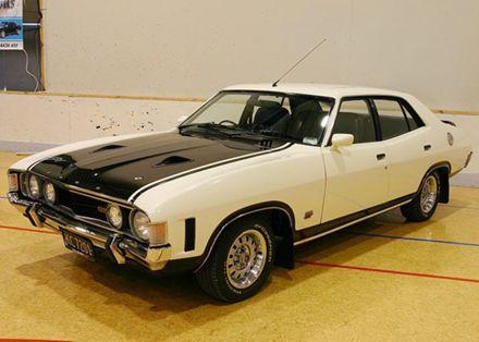 1973 Ford Falcon 351 GT