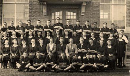 Foxton School Pupils