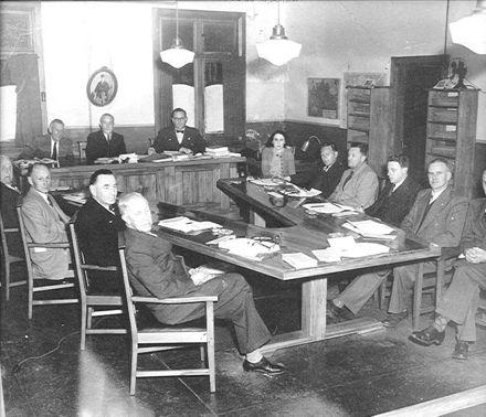 Foxton Borough Council