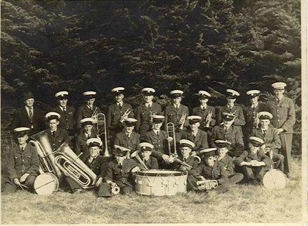 Foxton Band at Eastern Park
