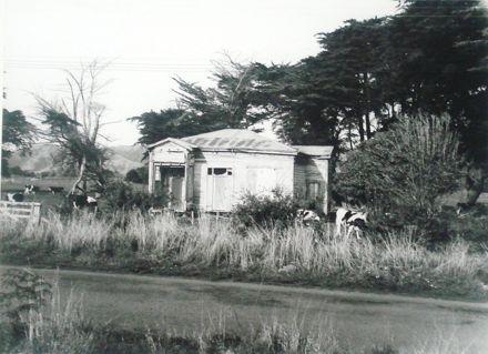 Abandoned House, Roslyn Road, Levin
