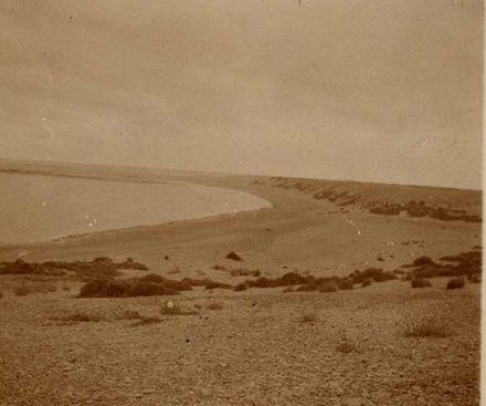 Gravel Beach, Kapiti Island, 1921