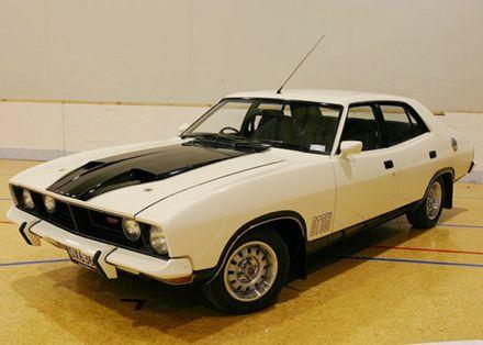 1974 Ford Falcon 351 GT