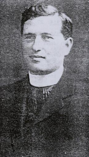 Father Dore the priest