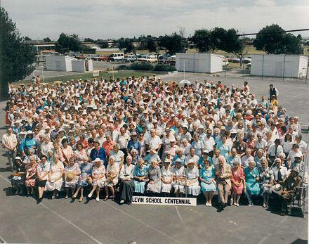 23 Levin School Centennial