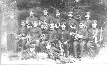 Foxton Brass Band