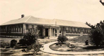 Secondary department Foxton D H S