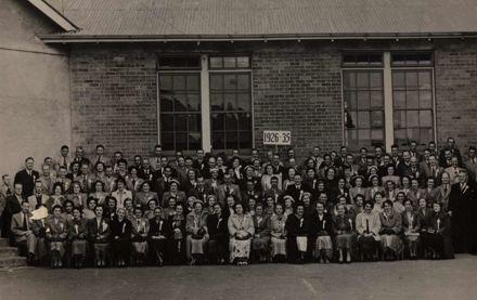 Foxton School 1954 Reunion