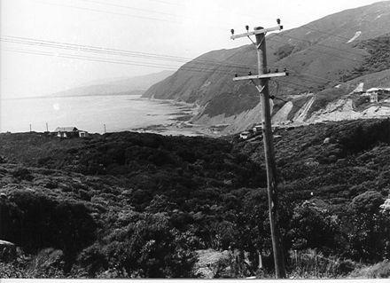 Pukerua Bay, 1938