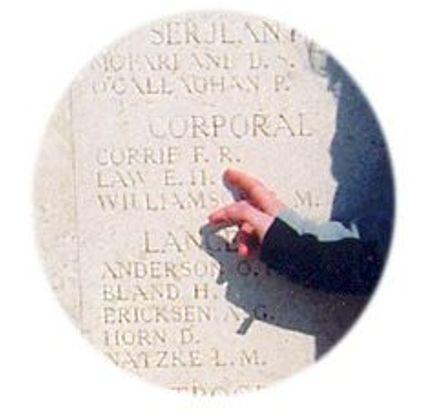 Edward Henry LAW memorial
