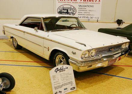 1963 1/2 Ford XL500 Fastback