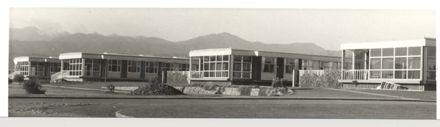 Horowhenua Hospital, new wing, 1973