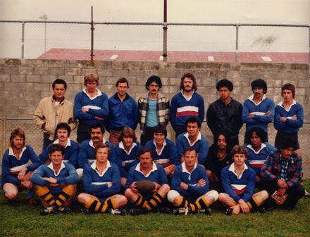 Foxton Social Rugby Team