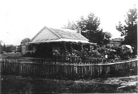 'Lakeside', H.H. McDonald residence