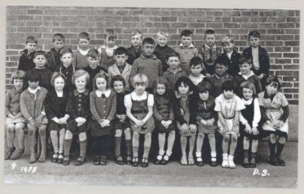 Foxton SchoolClass