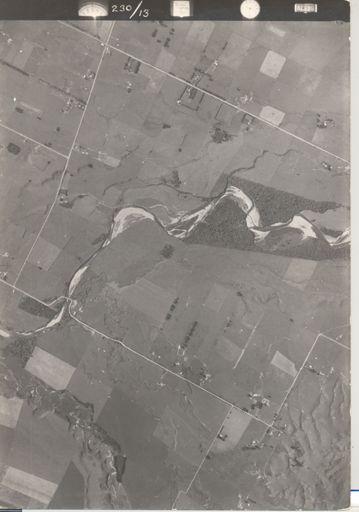 Ohau River from Muhunoa East Road to Kimberley Road, 1942