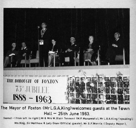 Borough Jubilee 1963
