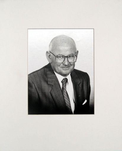 Mr A.S. Paterson, Chairman, 1990 - 1992
