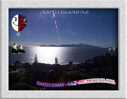 Kapiti Island Vista
