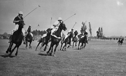 Savile Cup Final, c. 1949
