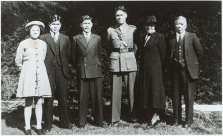 Te Punga Family