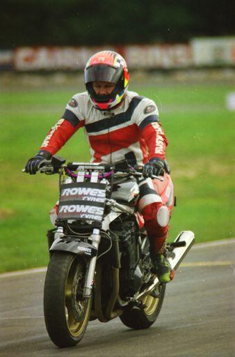 Manfield Bike Racing