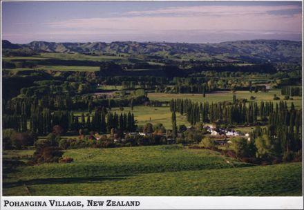 Pohangina Valley Village