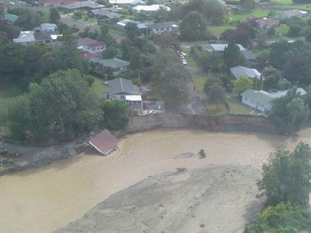 Flood 2004 - Norfolk Crescent