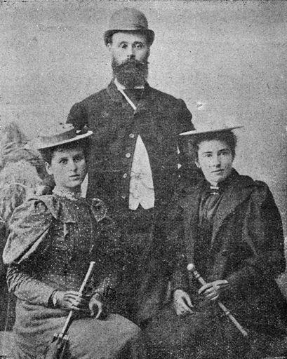 James Joseph Tuohy & Family