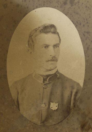 Captain Newbold, 1886