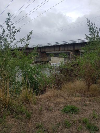 The Manawatū Ōroua Bridge